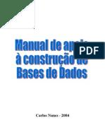 Manual Bases de Dados