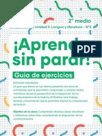 Unidad 0 Lengua y literatura. 2° Medio N° 2  ESTUDIANTE.pdf