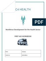 First Aid Workbook July 2010