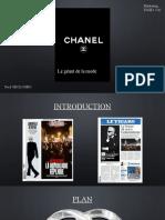 Chanel - Stratégie marketing