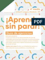 Unidad 0 Lengua y literatura. N°6 ESTUDIANTE. 4° Medio.pdf