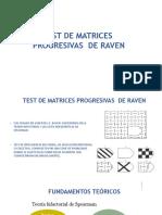 Técnicas 1-Clase Raven 2020 (A.E.Calello)