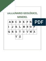 Tarea Geomineria Diccionario1