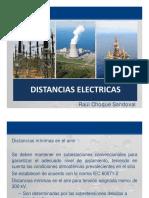 Distancias Eléctricas