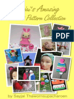 Sayjai_s Amazing Crochet Pattern Collection