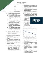 EXAMEN FINAL II PERIODO GEOFRAFIA 8-1