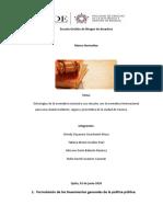 Estrategias de la normativa nacional y sus vínculos con la normativa internacional para una ciudad residente, segura y preventiva de la ciudad de Cuenca.
