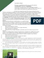 tecnologia en la agricultura foresteria pecuaria y culinaria