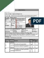 Brief Profile