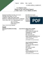 MRS v J.P. Morgan Chase U.S. District Court S.D.N.Y. 15-00293 Docket
