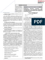 RESOLUCION MINISTERIAL N° 0137-2020-MINAGRI