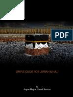 Handbook on Performing Hajj