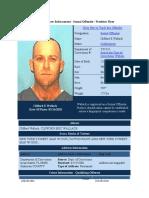 Clifford Wallach Florida Sexual Predator Registry