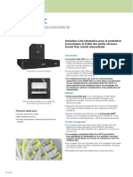 Eaton 5SC Lineinteractive Onduleur 500-3000VA Ficheproduit Fr