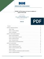 Real Decreto-ley 20_2020, de 29 de mayo, por el que se establece el ingreso mínimo vital.
