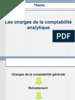 Thème_les Charges de La Comptabilité Analytique