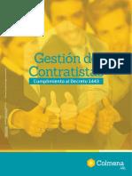 Anexos Gestión de Contratistas