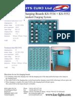 KS 5536, KS 5552 Ladetafeln en UK2