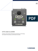 TC ELECTRONIC _ DITTO JAM X2 LOOPER_M_EN