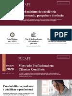 Apresentação - Manaus 2020