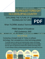 YILDIRIM Presentation PRIMEPhDConference[1]