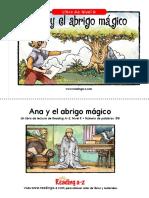 ANA Y EL SOMBRERO MÁGICO