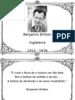 Apresentação aula Britten