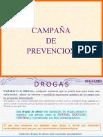 Alcohol Drogas y Tabaco