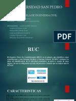 RUC EXPOSICIÓN - G.E.