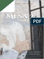 Mesa 27_ Ao fugir do destino e - Adriana Nicolodi