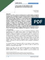 secuencia didactica modelo 1