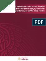 Lineamientos Salud Mental COVID-19