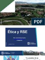 Etica y RSE Presentación
