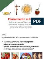 Cunas Culturales Andina y Amazonica