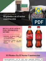 El plástico en el sector construcción