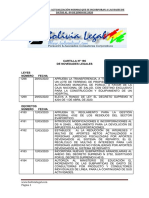 Actualización Normativa al 06 de Junio de 2020