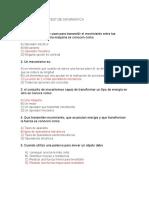 DESARROLLO DEL TEST DE INFORMATICA