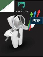 Ebook Investous sull'Analisi Tecnica di Base - Pattern di prezzo più comuni, tipi di trend, supporto e resistenza (da rivedere)