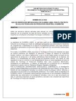 GUIA ALGEBRA LINEAL - PROAULA-2018-1