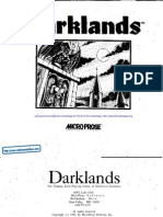 Darklands - Manual - PC