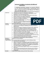UN-CMCoord Field Course Factsheet
