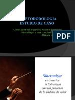 ESTUDIO DE CASO, MÉTODO HARVARD
