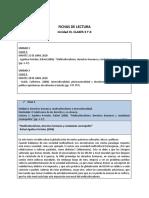 FICHAS DE LECTURA-Unidad 3