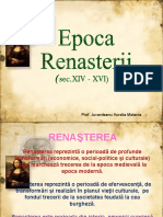 Epoca Renasterii