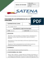 MANUAL_DE_FUNCIONES_SATENA DIRECTOR FINANCIERO