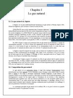 5-Chapitre I gaz naturel en algerie