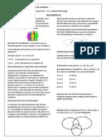 Aula Remota 01 - Matemática