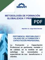 Jorge Chavez Senati Metodologia de Formacion Globalizada y Practica