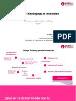Esan - Design Thinking Para La Innovación 1 - V2.0.PDF · Versión 1