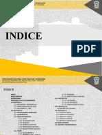ANALISIS TALLER DE DISEÑO - UNIVERSIDAD INDICE